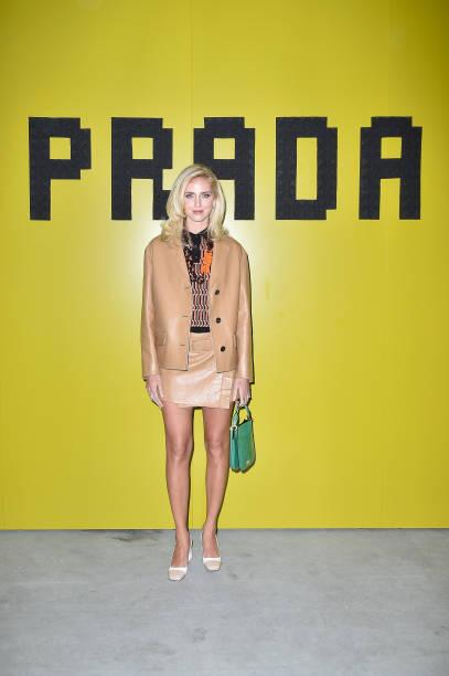 Prada - Arrivals & Front Row - Milan Men's Fashion Week Fall/Winter 2019/20:ニュース(壁紙.com)