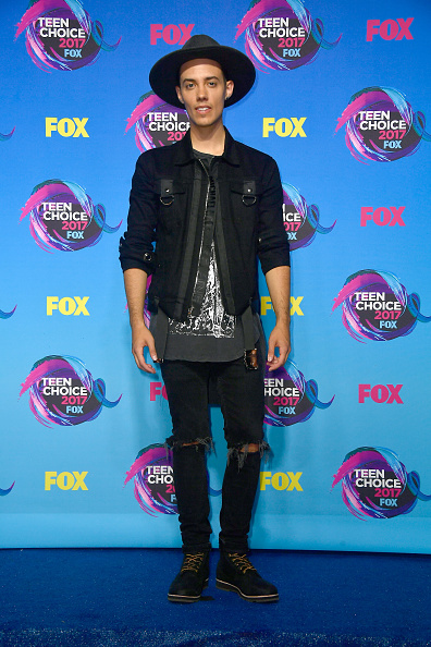 Press Conference「Teen Choice Awards 2017 - Press Room」:写真・画像(9)[壁紙.com]