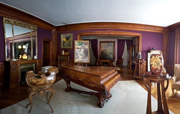 Wood - Material「Art Nouveau Furniture」:写真・画像(19)[壁紙.com]