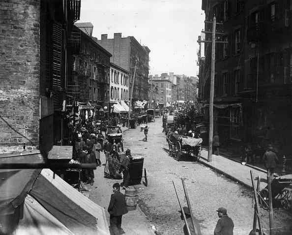 Lower East Side Manhattan「Mulberry Bend」:写真・画像(0)[壁紙.com]