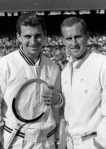 Douglas Miller「Wimbledon Finalists」:写真・画像(12)[壁紙.com]