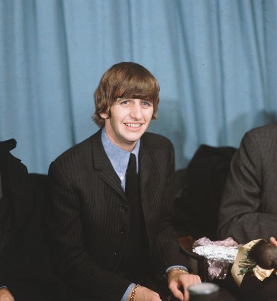 Fox Photos「Ringo Starr」:写真・画像(6)[壁紙.com]