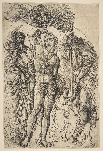 Religious Saint「Saints Sebastian」:写真・画像(12)[壁紙.com]