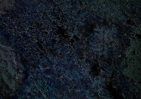 Biology「Mould growth, close up detail」:スマホ壁紙(10)