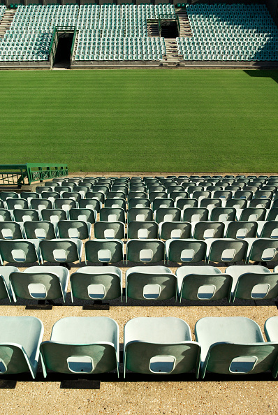 Grass「Old No 2 Court, All England Lawn Tennis Club, Wimbledon, London, UK, 2008」:写真・画像(17)[壁紙.com]