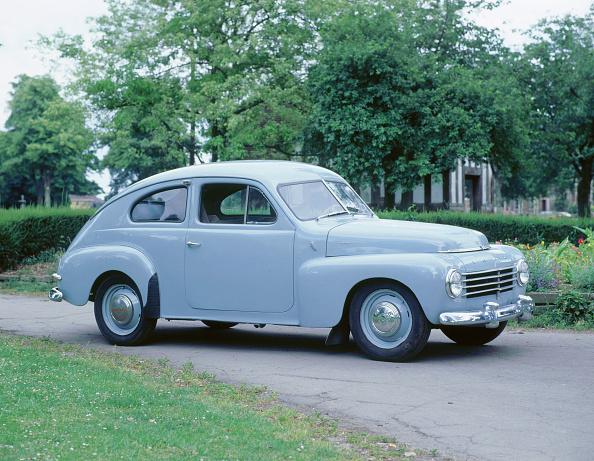 Ugliness「1948 Volvo P444」:写真・画像(10)[壁紙.com]