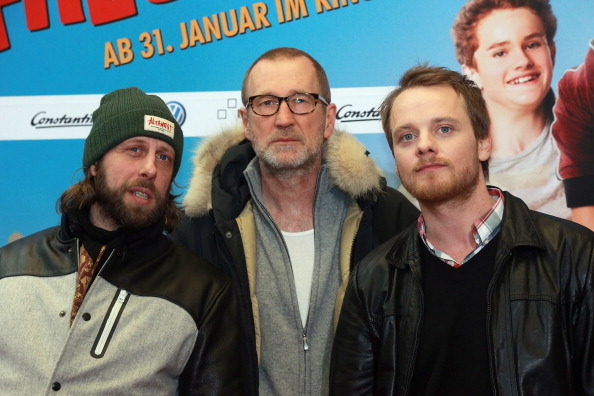 Johannes Simon「'Fuenf Freunde 2' Premiere」:写真・画像(0)[壁紙.com]