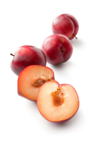 Plum「Fruit: Plum」:スマホ壁紙(15)