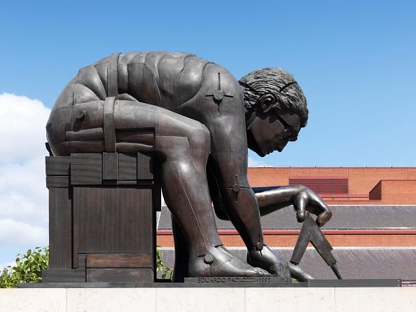 Sculpture「Newton After Blake,」:写真・画像(9)[壁紙.com]