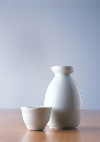 Saki Decanter「Japanese Sake set」:スマホ壁紙(3)