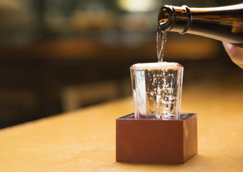 清酒「Japanese Sake」:スマホ壁紙(6)