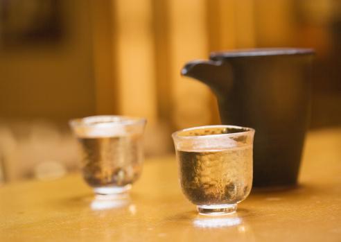日本酒「Japanese Sake」:スマホ壁紙(5)