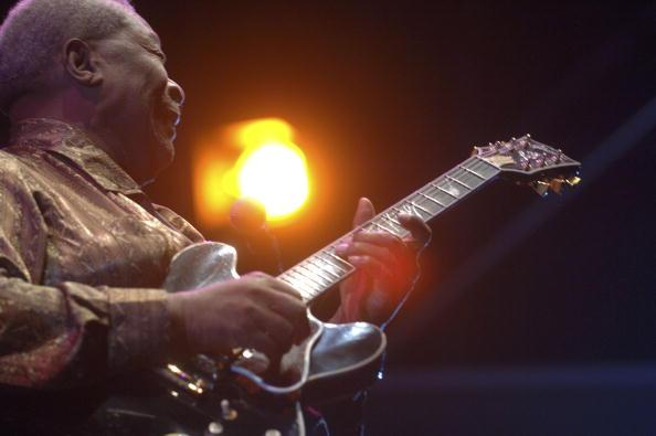 Guitar「B.B. King Plays In Concert In Rome」:写真・画像(17)[壁紙.com]