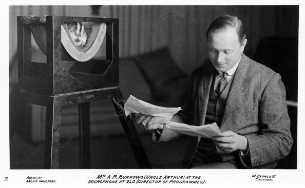 BBC「Arthur Burrows at the microphone」:写真・画像(16)[壁紙.com]