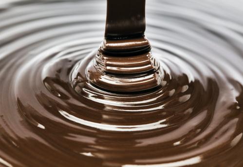 ココア「チョコレート」:スマホ壁紙(1)