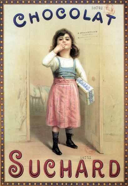 チョコレート「Chocolate print ad dating 1900」:写真・画像(14)[壁紙.com]