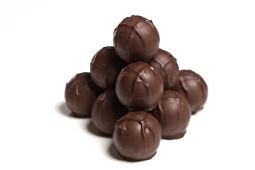 Pyramid Shape「Chocolate Pyramid」:スマホ壁紙(8)
