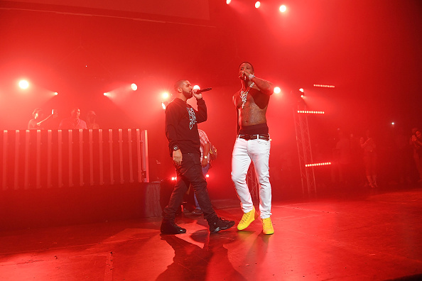 Drake - Entertainer「Gucci and Friends Homecoming Concert」:写真・画像(13)[壁紙.com]