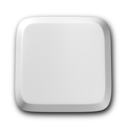 Push Button「Blank Computer keyboard button」:スマホ壁紙(18)