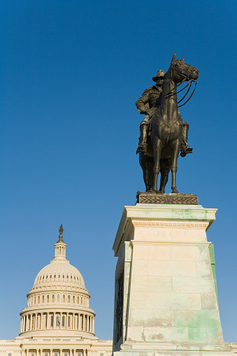 General - Military Rank「Capitol Building and Grant Monument」:スマホ壁紙(15)