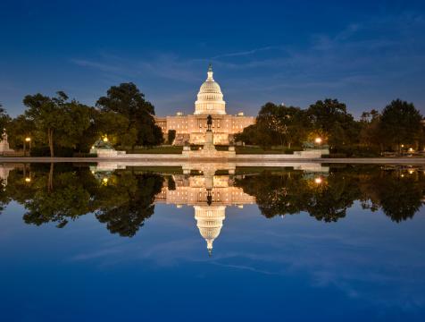 Election「Capitol Building」:スマホ壁紙(3)