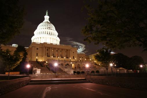 ワシントンDC「U ます。S ます。議事堂ビル」:スマホ壁紙(10)