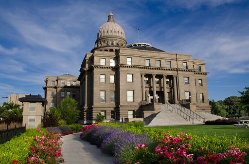 Idaho State Capitol「Capitol building in Boise, Idaho」:スマホ壁紙(19)