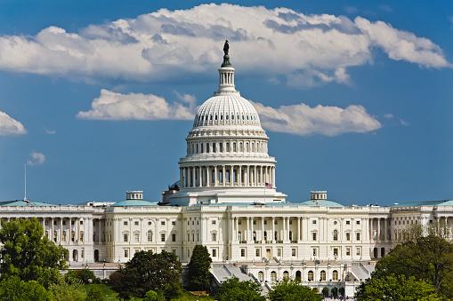Neo-Classical「Capitol Building in Washington, DC」:スマホ壁紙(13)