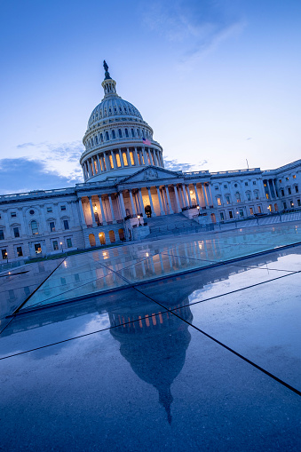 Democratic Party - USA「US Capitol Building in Washington DC」:スマホ壁紙(16)