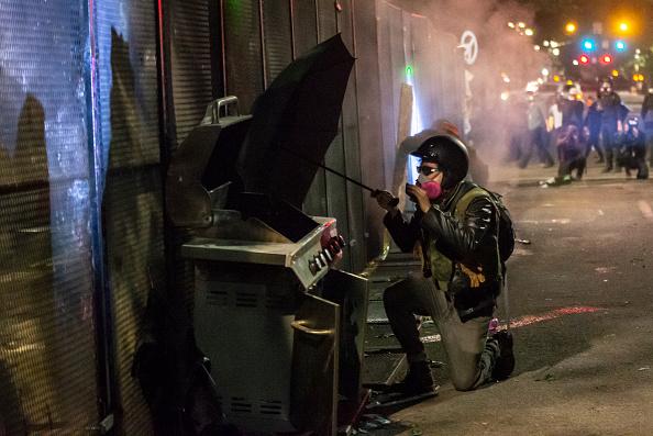 Oregon - US State「Feds Attempt To Intervene After Weeks Of Violent Protests In Portland」:写真・画像(2)[壁紙.com]