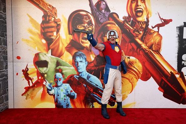 """Bestof「Warner Bros. Premiere Of """"The Suicide Squad"""" - Red Carpet」:写真・画像(2)[壁紙.com]"""