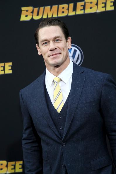 上半身「Premiere Of Paramount Pictures' 'Bumblebee' - Arrivals」:写真・画像(15)[壁紙.com]