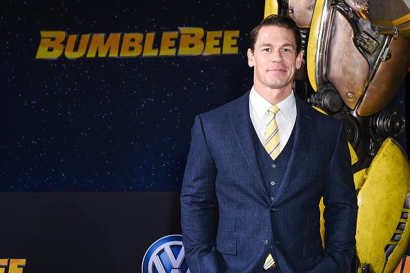 上半身「Premiere Of Paramount Pictures' 'Bumblebee' - Red Carpet」:写真・画像(10)[壁紙.com]