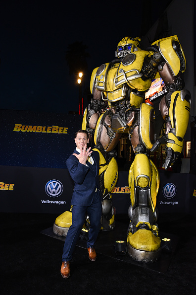 "Presley Ann「Premiere Of Paramount Pictures' ""Bumblebee"" - Red Carpet」:写真・画像(0)[壁紙.com]"