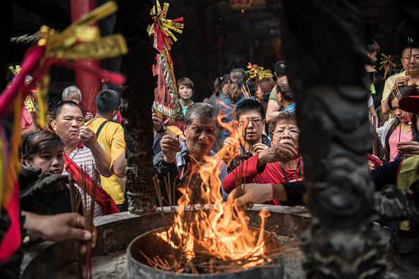 Pilgrimage「Taiwan's Nine Day Mazu Pilgrimage」:写真・画像(11)[壁紙.com]