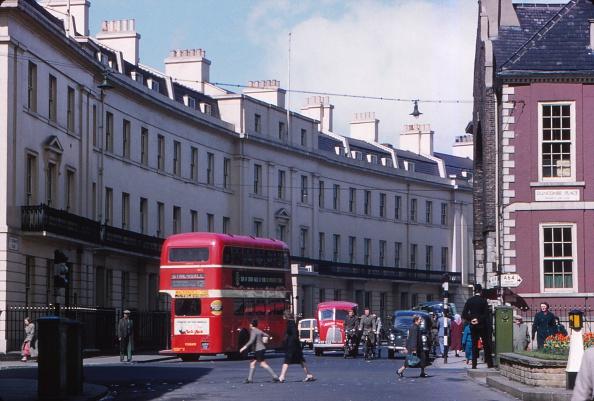 Double-Decker Bus「Street Scene」:写真・画像(11)[壁紙.com]