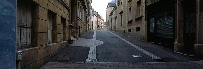Old Town「Street scene in Metz」:スマホ壁紙(18)