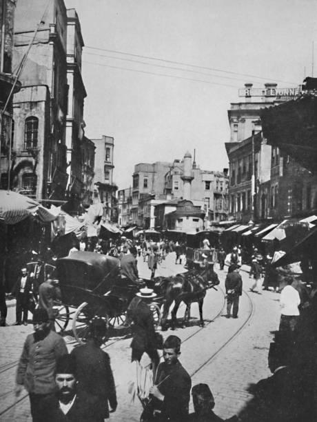 Street Scene In Constantinople:ニュース(壁紙.com)