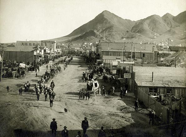 Saloon「Sheriff's Funeral Procession」:写真・画像(5)[壁紙.com]