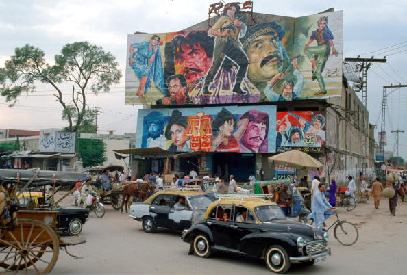 Bollywood「Bollywood Film Posters, Pakistan」:写真・画像(0)[壁紙.com]