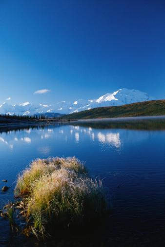 Alaska Range「Mt. McKinley, AK」:スマホ壁紙(15)