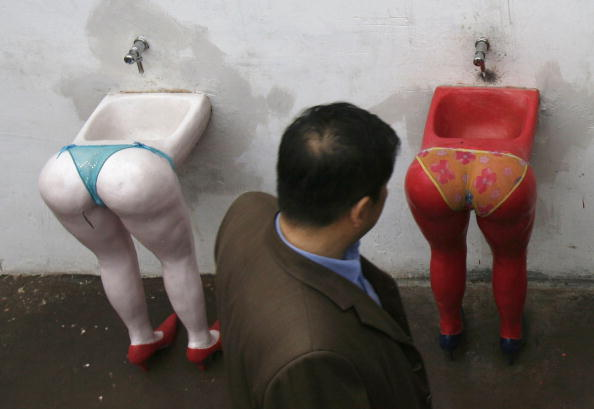Toilet「Specially Designed Wash Basins And Toilets In Chongqing」:写真・画像(6)[壁紙.com]