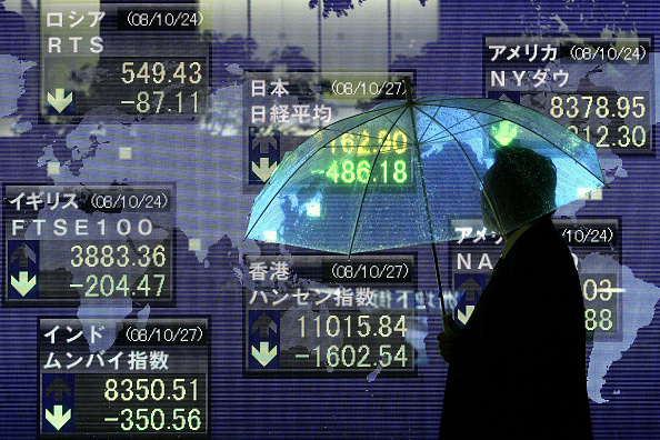 Bestof「Tokyo Stocks Record Lowest In 26 Years」:写真・画像(11)[壁紙.com]