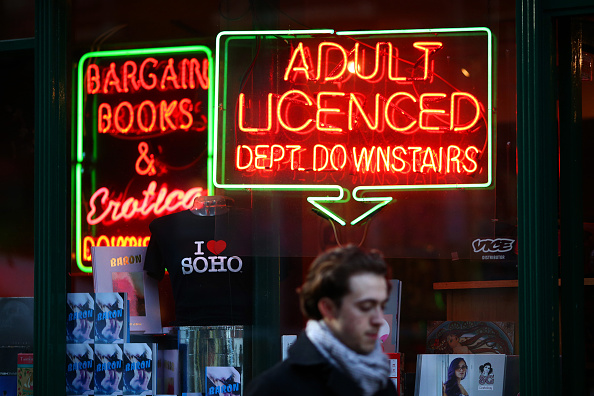 Adult「London's Soho Under Threat From Developers」:写真・画像(1)[壁紙.com]
