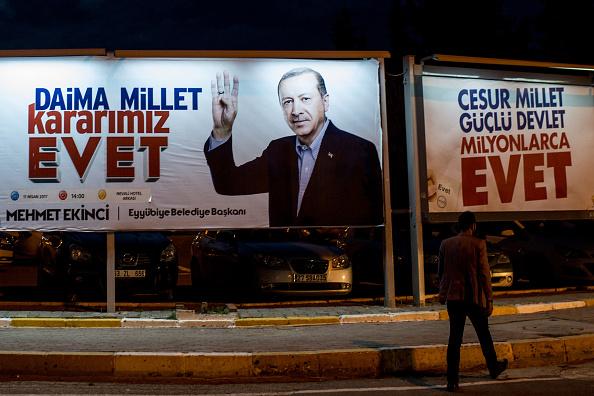 Şanlıurfa「The Road To The Turkish Referendum」:写真・画像(18)[壁紙.com]