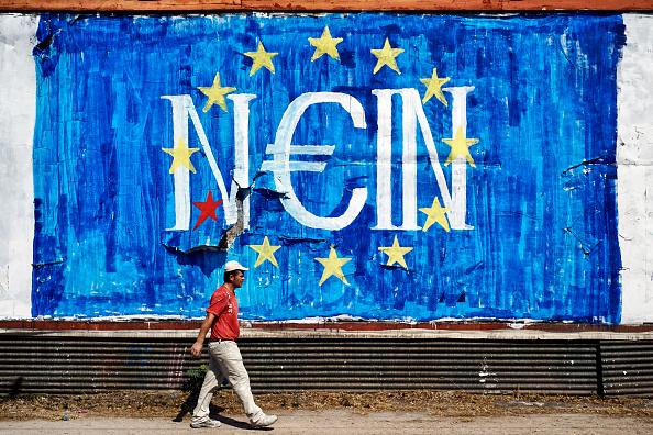 Economy「Greek Government Look Set To Default On Crucial Debt Repayment」:写真・画像(16)[壁紙.com]