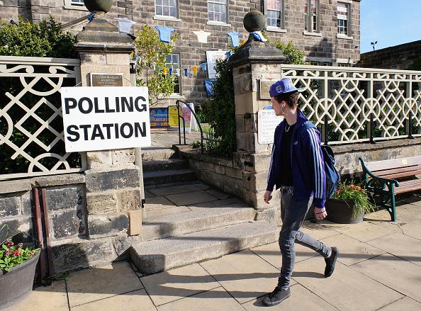Europe「Polling Stations Across The UK」:写真・画像(0)[壁紙.com]