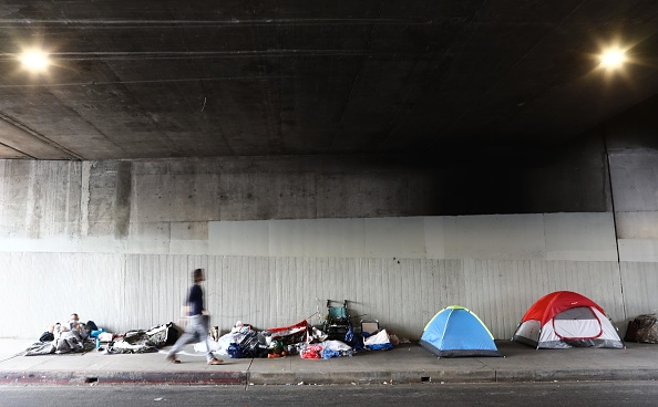 Homelessness「Homeless Populations Surge In Los Angeles County」:写真・画像(16)[壁紙.com]