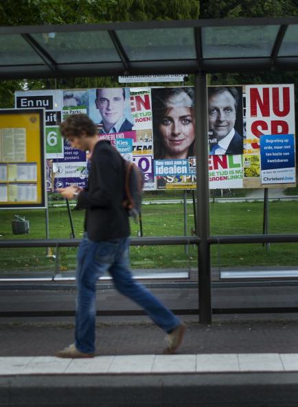 Utrecht「Dutch Prepare For Elections」:写真・画像(12)[壁紙.com]