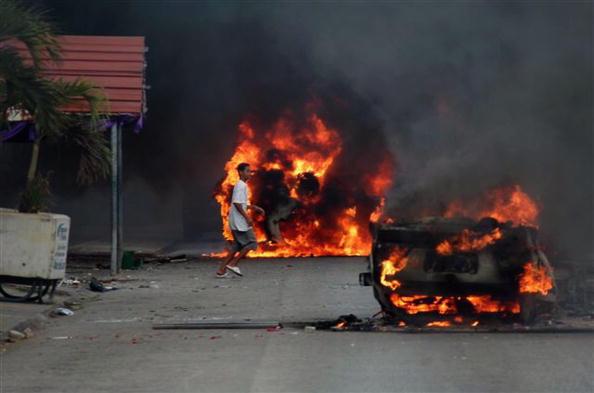 Tonga「Civil Unrest Escalates In Tonga」:写真・画像(13)[壁紙.com]